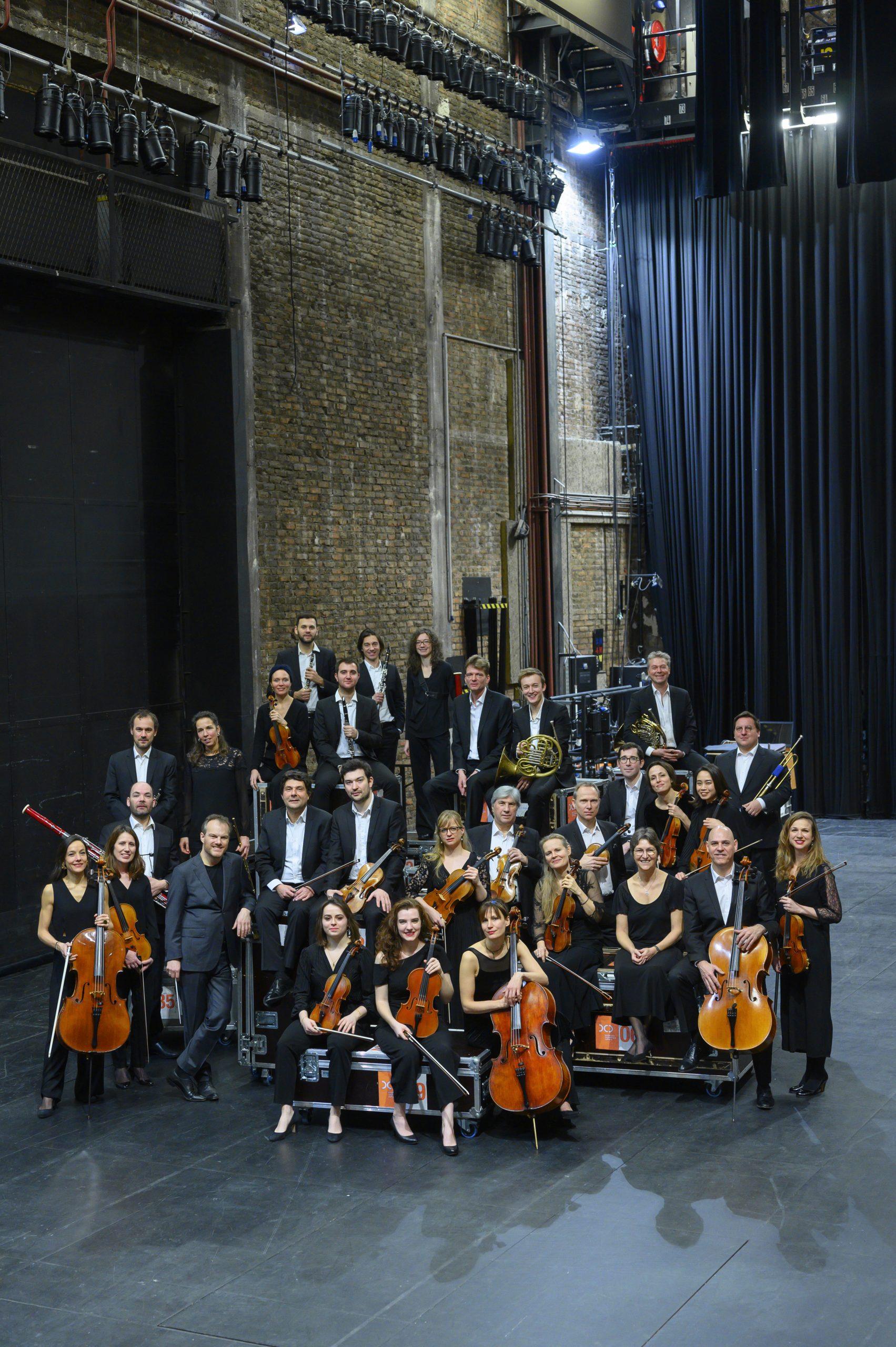 Orchestre de chambre de Paris © JB Pellerin