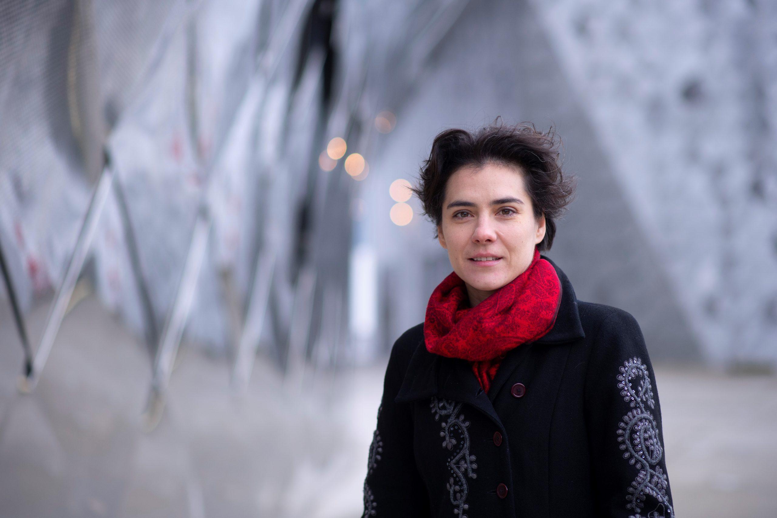 Marzena Diakun, première cheffe associée 2020/21 © JB Pellerin