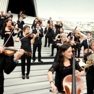 L'Orchestre de chambre de Paris © Pierre Moralès